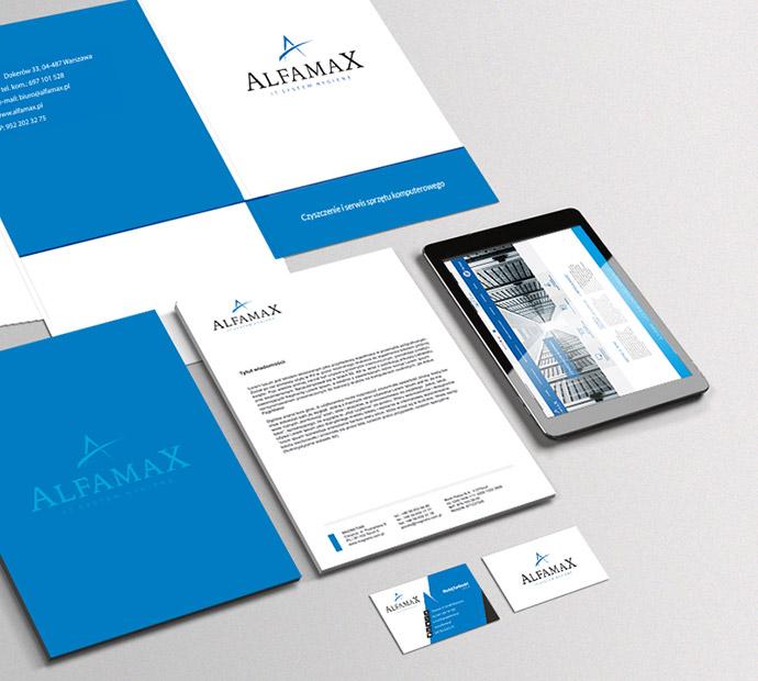komplety graficzne | Alfamax
