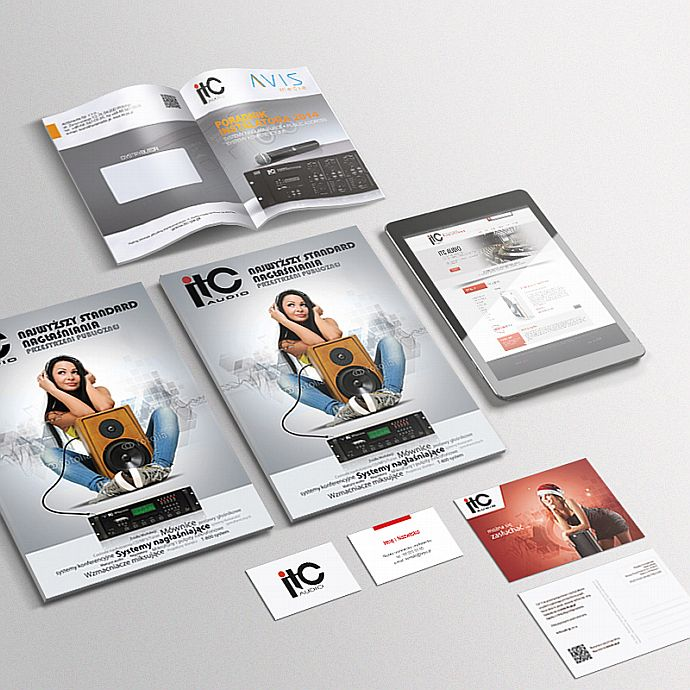 komplety graficzne | ITC Audio