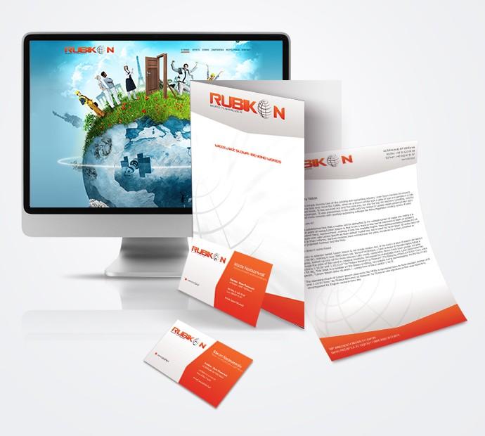 komplety graficzne | Rubikon - biuro tłumaczeń