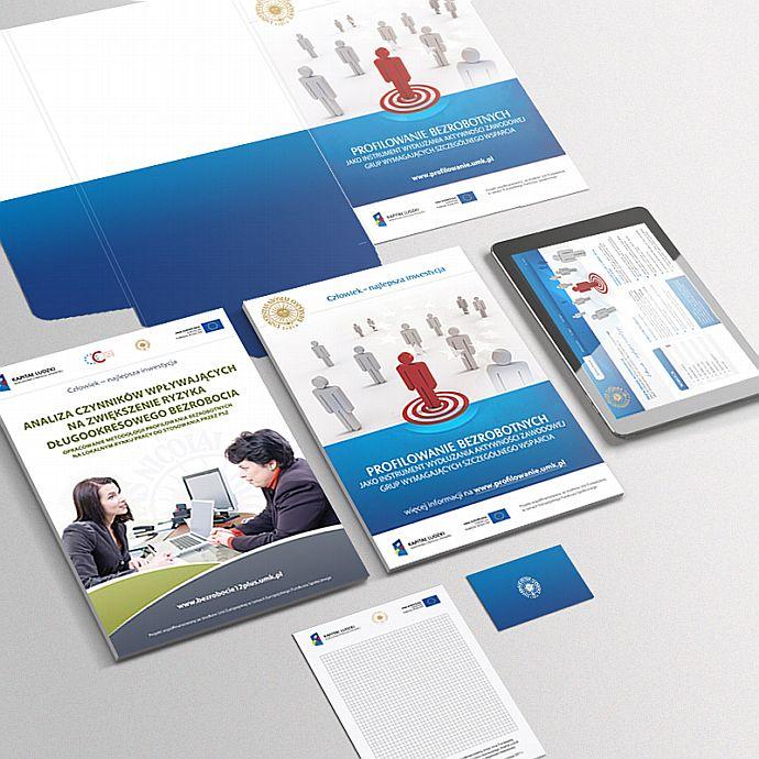 komplety graficzne | UMK Profilowanie bezrobotnych